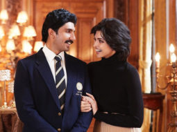 FIRST LOOK: Ranveer Singh as Kapil Dev and Deepika Padukone as Romi Dev are all smiles in upcoming film '83