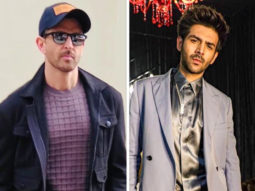Nykaa Femina Beauty Awards 2020: Hrithik Roshan stops by to greet Kartik Aaryan and a banter follows