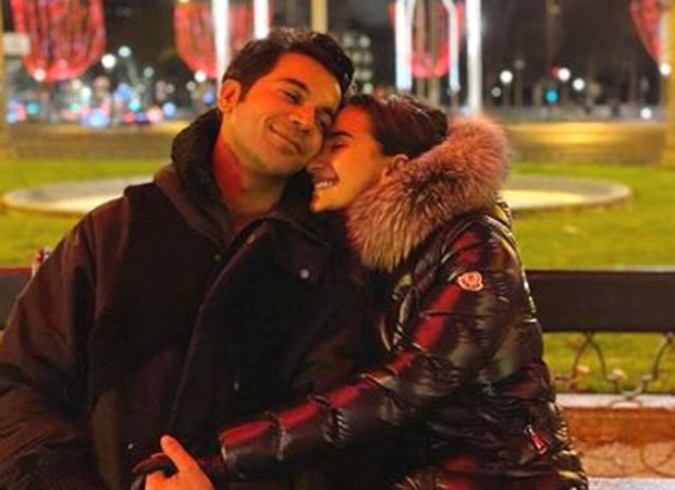Rajkummar Rao writes a two-page love letter for Patralekhaa ahead of Valentine's Day