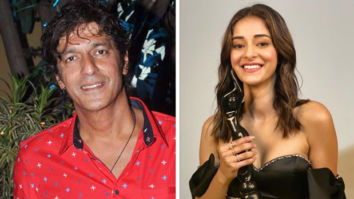 Chunky Panday reveals he was in tears after daughter Ananya Panday won Filmfare award for best debut