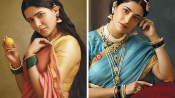 South actresses Samantha Akkineni, Shruti Haasan, Aishwarya Rajessh and Ramya Krishnan bring to life the iconic paintings of Raja Ravi Varma