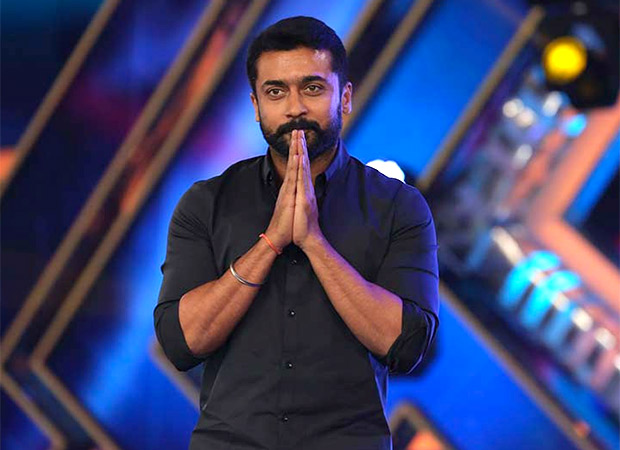 Suriya to do the audio launch of Soorarai Pottru mid-air with 100 underprivileged kids