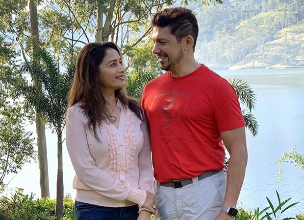 Watch: Madhuri Dixit had the perfect birthday surprise for husband Shriram Nene