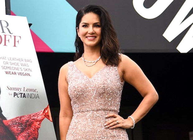 Sunny Leone urges fans to ditch leather by wearing vegan