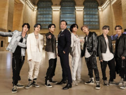 From first impressions to subway Olympics, BTS showcase iconic first performance of 'ON' at Grand Central on The Tonight Show Starring Jimmy Fallon
