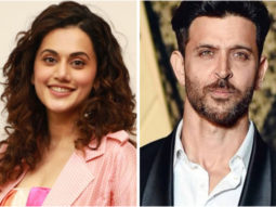 The Kapil Sharma Show: Taapsee Pannu confesses that she is a Hrithik Roshan fan; says will wait and conspire to work with him