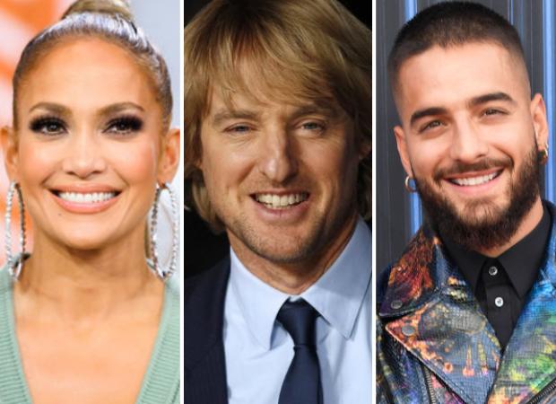Jennifer Lopez announces rom-com Marry Me with Owen Wilson and Maluma on The Tonight Show Starring Jimmy Fallon