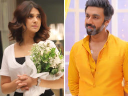 Jennifer Winget and Ashish Chowdhry trying Snapchat filters on the sets of Beyhadh 2 is going to drive your Monday blues away!