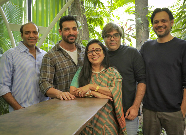 John Abraham all set to produce social entrepreneur Revathi Roy's biopic