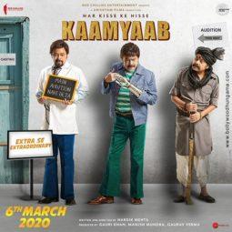 First Look Of Kaamyaab