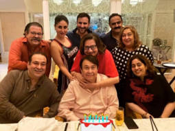 Kareena Kapoor Khan, Saif Ali Khan, Karisma Kapoor and family celebrate Randhir Kapoor's 73rd birthday