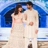 Kareena Kapoor Khan and Kartik Aaryan look like a sight for sore eyes in white as they walk the ramp for Manish Malhotra