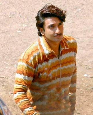 LEAKED PHOTOS: Ranveer Singh as a Gujarati man in Jayeshbhai Jordaar; Boman Irani & Shalini Pandey snapped on the sets