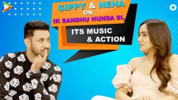 """LOL- """"Jaani ne mujhe bola ke usne gaana Neha Sharma ko dekhne ke baad…"""" Gippy Grewal B Praak"""