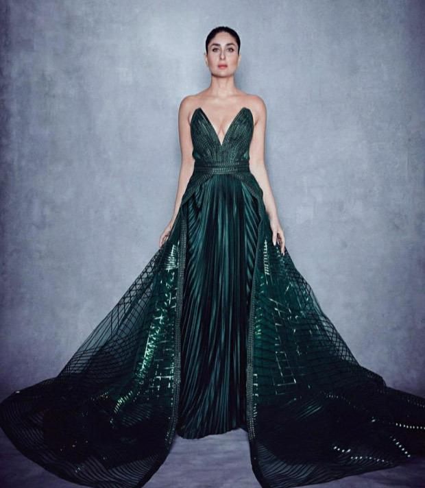 Kareena Kapoor unveils her inner model on the runway