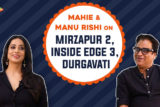 Mahie Gill & Manu Rishi dive into CLASSIC 'Doordarshan' memories, their next films Mirzapur 2