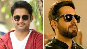Nithiin to reprise Ayushmann Khurrana's role in Andhadhun Telugu remake, reportedly acquired for Rs. 3.5 crore