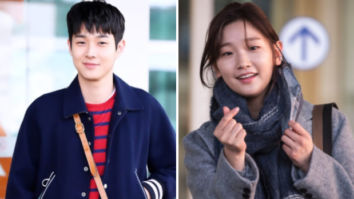 Oscars 2020 nominated film Parasite actors Choi Woo Shik and Park So Dam head to LA ahead of Academy Awards