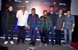 Photos: A.R. Rahman and others snapped at 99 Songs trailer launch