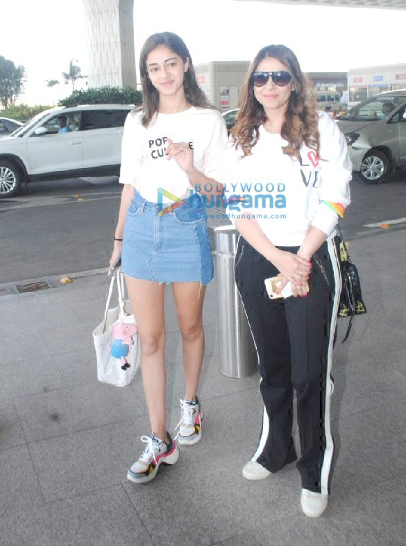 Photos Alia Bhatt, Ananya Panday, Mouni Roy and others snapped at the airport (4)