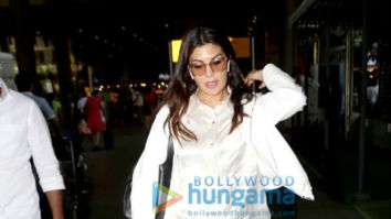 Photos: Jacqueline Fernandez snapped at the airport