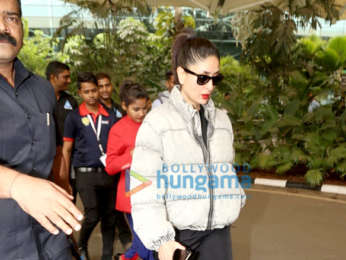 Photos: Kareena Kapoor Khan, Aditi Rao Hydari and others snapped at the airport