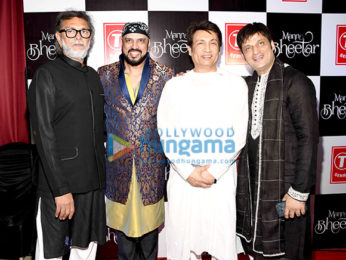 Photos: Rakeysh Omprakash Mehra, Shriya Saran and others unveils the album 'Mann Bheetar'