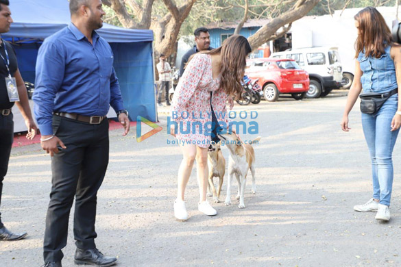 Photos Shraddha Kapoor spotted at Film City (4)