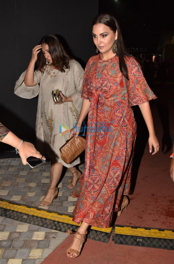 Photos Sunny Leone, Hansika Motwani and others snapped at the Lakmé Fashion Week SummerResort 2020 (3)
