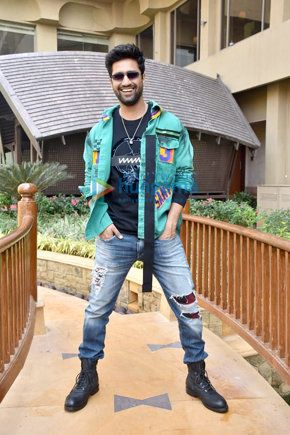 Photos Vicky Kaushal snapped promoting his film BHOOT Part One – The Haunted Ship (4)