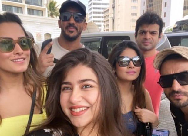REUNION ALERT! The star cast of Yeh Hai Mohabbatein get their vacay mode on as they head to Sri Lanka