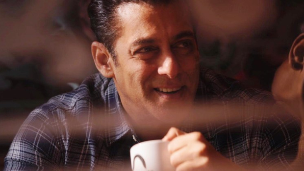 Salman Khan shares sunkissed photo while enjoying his morning coffee and flashing his infectious smile