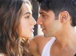 Sara Ali Khan and Varun Dhawan showcase their sizzling chemistry as they wrap up Coolie No 1, pen endearing posts