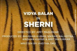 First Look Of The Movie Sherni