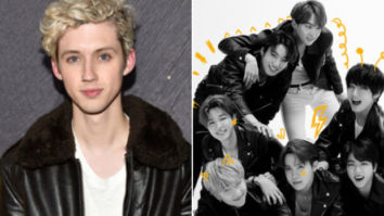 Troye Sivan is delighted to be a part of BTS' album Map Of The Soul: 7 with 'Louder Than Bombs' track