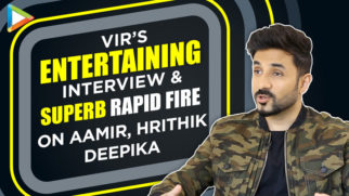 Vir Das's ENTERTAINING Interview Ever on Netflix Special, Go Goa Gone 2Rapid Fire on Aamir, Hrithik