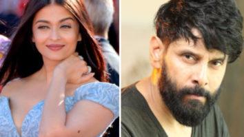Aishwarya Rai and Vikram reunite with filmmaker Mani Ratnam for fictional historical drama