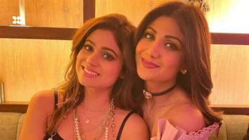 Shamita Shetty is an overjoyed aunt as Shilpa Shetty and Raj Kundra bring daughter Samisha home