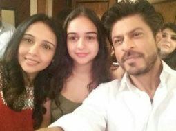 26 Years of Kabhi Haan Kabhi Naa: Shah Rukh Khan poses with Suchitra Krishnamoorthi in viral photo