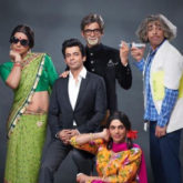 Comedian Sunil Grover and his iconic characters captured in one picture