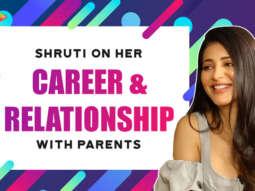 """Akshara & I are like POLAR OPPOSITE in personality and…"" Shruti Haasan Kamal Haasan"