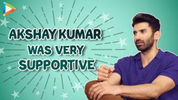 Aditya Roy Kapur on SUCCESS of Malang, Akshay Kumar, EK VILLAIN 2 with John, Sadak 2 Fan Questions