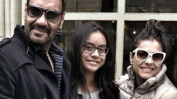 Ajay Devgn clarifies rumours regarding Kajol and Nysa's health after they were spotted at a hospital