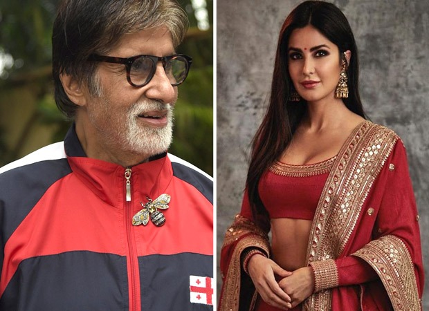 Amitabh Bachchan and Katrina Kaif to come together for Vikas Bahl's next based on a father-daughter duo