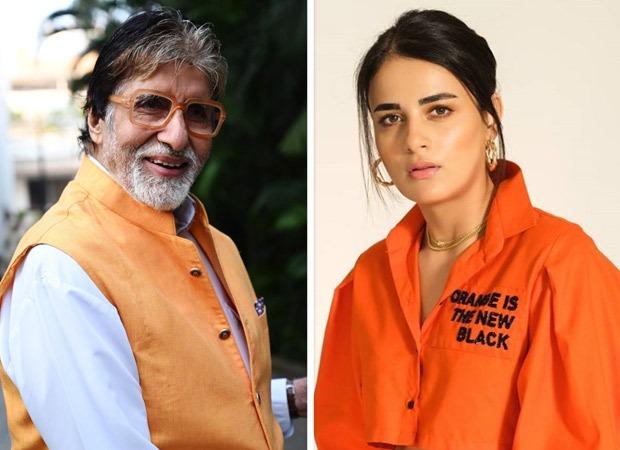 Amitabh Bachchan sends handwritten congratulatory note to Angrezi Medium actress Radhika Madan