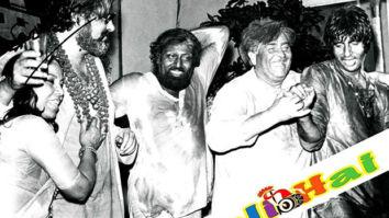 Amitabh Bachchan shares throwback Holi celebrations' pictures with Raj Kapoor and Shammi Kapoor; making everyone nostalgic