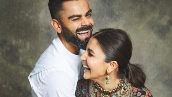 Anushka Sharma turns hairstylist for Virat Kohli, gives him a new look!