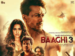First Look Of Baaghi 3