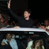 Baaghi 3 Tiger Shroff visited a theatre to surprise his fans