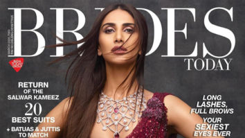 Vaani Kapoor On The Cover Of Brides Today